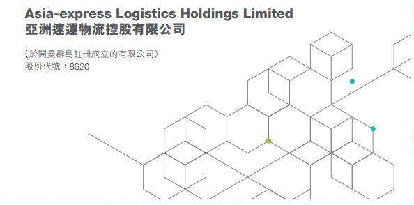 港股打新分析——亚洲速运(08620.HK)-Brian说港美股