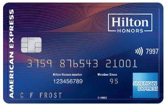 美国信用卡推荐——AmEx Hilton Aspire美运希尔顿Aspire卡-布莱恩说港美股
