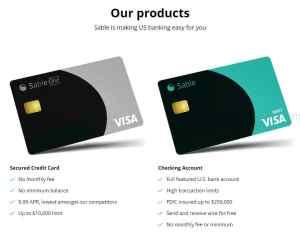 无需ssn和itin,可直接办理的美国银行卡Sable Card-布莱恩说港美股