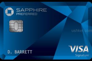 史上最高60k UR开卡奖励—Chase Sapphire Preferred蓝宝石信用卡-布莱恩说港美股